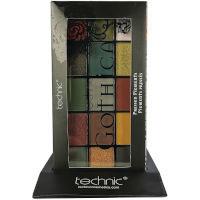 Technic Gothica Pressed Pigment Palette (12pcs) (29543) (£1.72 / each) D/98