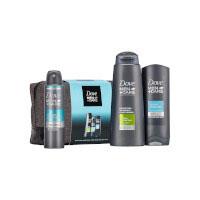 Dove Men + Care Daily Care Wash Bag Gift Set (9881)