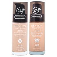 Revlon Colorstay Foundation Combination/Oily Skin (48pcs) (Options) (£1.00/each)