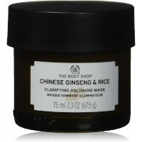 The Body Shop Chinese Ginseng & Rice Clarifying Polishing Mask - 75ml (9433) (TBS/18)