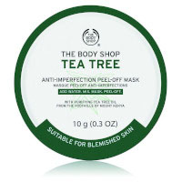 The Body Shop Tea Tree Anti-Imperfection Peel-Off Mask - 10g (6133) (TBS/46)