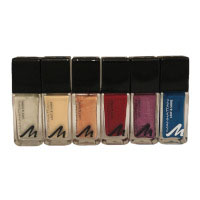 Manhattan Last & Shine Nail Polish (24pcs) (£0.20/each) R645