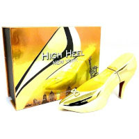 High Heel New York (Ladies 100ml EPD) Saffron (3336)
