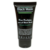 Shills Pore Purifying Peel-off Black Mask (Deep Cleansing) 12pcs (£1.20 / each) (7630)