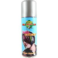 Party Success Temporary Silver Hair Colour Spray - 125ml (0109) (107811)