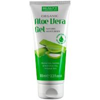 Beauty Formulas Organic Aloe Vera Gel - 100ml (88380) BF 8 (0672)