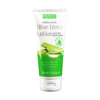 Beauty Formulas Organic Aloe Vera Lotion - 100ml (88379) (0665) BF 10