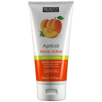 Beauty Formulas Apricot Facial Scrub - 150ml (88304) (9966) BF 51