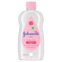 Johnson's Baby Oil - 300ml (6pcs) (£1.20/each) (3865)
