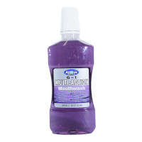 Beauty Formulas Anti-Cavity 6-in-1 Multi-Action Alcohol Based Mouthwash - 500ml (0443) BF/79