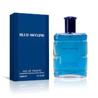 Blue Skyline (Mens 100ml EDT) Fine Perfumery (0047) (FP8004) (12A)