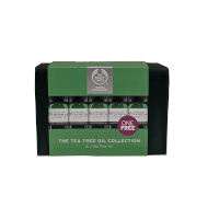 The Body Shop The Tea Tree Oil Collection Set (5x 10ml) (2290) (TBS/76)