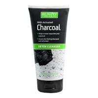 Beauty Formulas Charcoal Detox Cleanser - 150ml (2256) (88552) BF/42