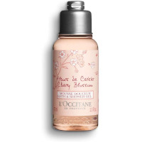 L'Occitane Cherry Blossom Bath & Shower Gel (75ml) (5177)