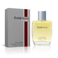 Cold Blood (Mens 100ml EDT) Fine Perfumery (0023) (FP8002) (11A)