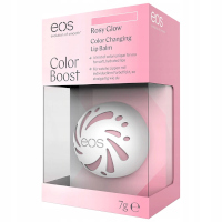 eos Rosy Glow Color Changing Lip Balm (3pcs) (£1.95/each) (6274)