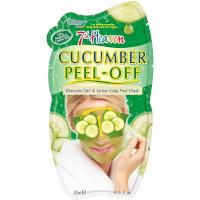 7th Heaven Cucumber Peel-Off Mask (12pcs) (£0.70/each) (5306)