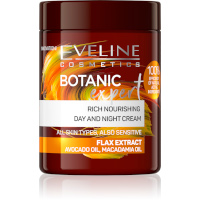 Eveline Botanic Expert Rich Nourishing Flax Extract Day & Night Cream - 100ml (2015) EVE/39