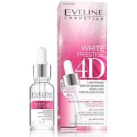 Eveline White Prestige 4D Lightening Serum-Booster Reducing Discoloration - 18ml (9070) EVE/26