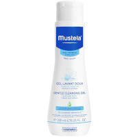 Mustela Gentle Cleansing Gel - 200ml (8190)