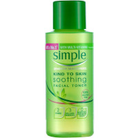 Simple Kind To Skin Soothing Facial Toner - 50ml (Options) (From £0.85/each) (2783)