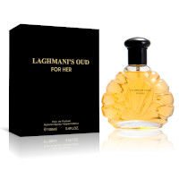Laghmani's Oud Black (Ladies 100ml EDP) Fine Perfumery (0498) (FP8049) (36B)