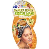 7th Heaven Manuka Honey Hair Rescue Mask (12pcs) (£0.70/each) (5533/5530)