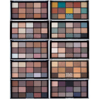 MUA 15 Shades Eyeshadow Palette - 12g (Options) PALETTE 4