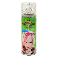 Party Success Temporary Multi Glitter Hair Colour Spray - 125ml (1021) (107448)