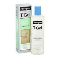 Neutrogena T/Gel Oily Scalp Anti-Dandruff Shampoo - 250ml (0711) NEUTROGENA 14