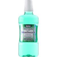 Beauty Formulas Anti-Cavity Smooth Fresh Mint Alcohol Based Mouthwash - 500ml (9845) BF/80