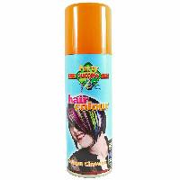 Party Success Temporary Orange Hair Colour Spray - 125ml (0048) (107292)