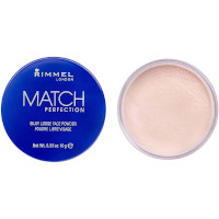 Rimmel Match Perfection Silky Loose Face Powder (3pcs) 001 Transparent (£2.50/each) R189