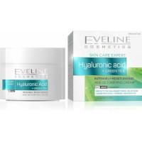 Eveline Hyaluronic Acid + Green Tea Intensely Moisturising Day & Night Cream - 50ml (1643) EVE/14