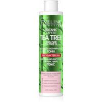 Eveline Botanic Expert Tea Tree Purifying & Mattifying Antibacterial Tonic - 225ml (9640) EVE/38