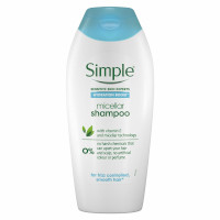 Simple Hydration Boost Micellar Shampoo - 400ml (Options) (From £1.25/each)