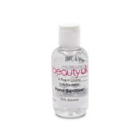 Beauty UK Anti-Bacterial Hand Sanitiser 75ml - 70% Alcohol (1704)