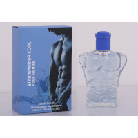 Star Warrior Cool (Mens 100ml EDT) Fine Perfumery (0863) (FP8086) (5A)