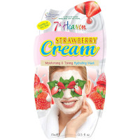 7th Heaven Strawberry Cream Mask (12pcs) (£0.70/each) (6385)