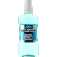 Beauty Formulas Anti-Cavity Extra Strength Cool Mint Alcohol Based Mouthwash - 500ml (6224) BF/78