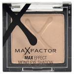 Max Factor Max Effect Mono Eyeshadow - 02 Creme Champagne (3pcs) (£0.95/each) (7242)