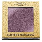 L'Oreal Glitter Eyeshadow - 02 Purple Lights (12pcs) (£1.00/each) R314 A