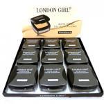 London Girl Waterproof Matte Finish Cream Foundation (9pcs) (03) (£1.00/each)
