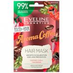 Eveline Food For Hair Aroma Coffee Growth Acceleration & Loss Prevention Hair Mask (6pcs) (£0.55/each) (2543) EVE/77