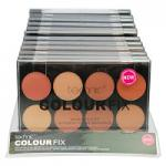 Technic Colour Fix Bronze Palette (25801) (12pcs) (£1.42/each) E/10