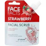 Face Facts Strawberry Facial Scrub - 60ml (2813) (22813-150) FF/17
