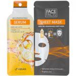 Face Facts Regenerating Serum Sheet Mask - 25ml (2814) (12814-150) FF/21