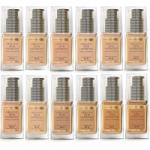 Max Factor Healthy Skin Harmony Miracle Foundation (12pcs) (Assorted) (£1.50/each)
