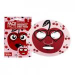 Face Facts Cheeky Cherry Radiance Sheet Mask - 20ml (3490) (23490-150) FF/53