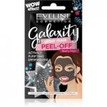 Eveline Galaxity Glitter Black Purifying & Regenerating Peel-Off Mask (12pcs) (£0.75/each) (5420) EVE/78